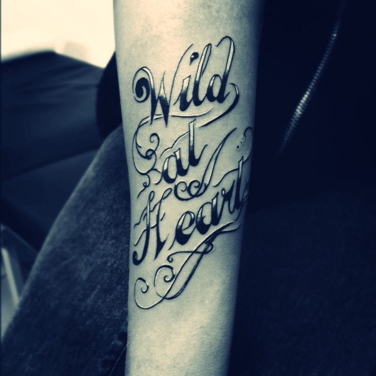 1000 images about tattoos on pinterest half sleeves for Wild at heart tattoo