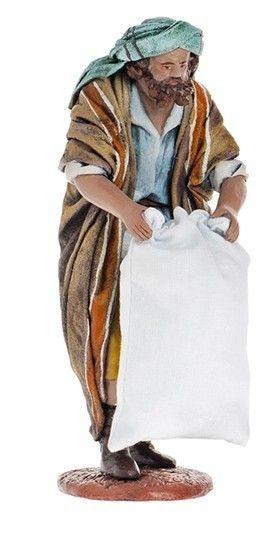 Pastores de 14 Centímetros - Nativity Scene Belenes Laravid