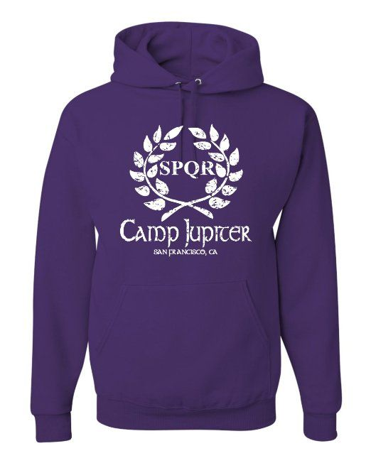 Amazon.com: Adult Camp Jupiter SPQR Sweatshirt Hoodie: Clothing I don't know what's better; the sweatshirt or the fact that it's sold by the Amazons!