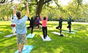 Free Yoga at the Riverside Branch of the New York Public Library - Yoga NYC Meetup (New York, NY) - Meetup