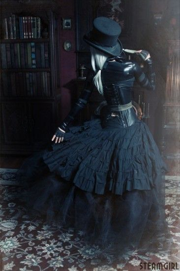 1000 Images About Steampunk Quot Super Model Quot Steamgirl Kato