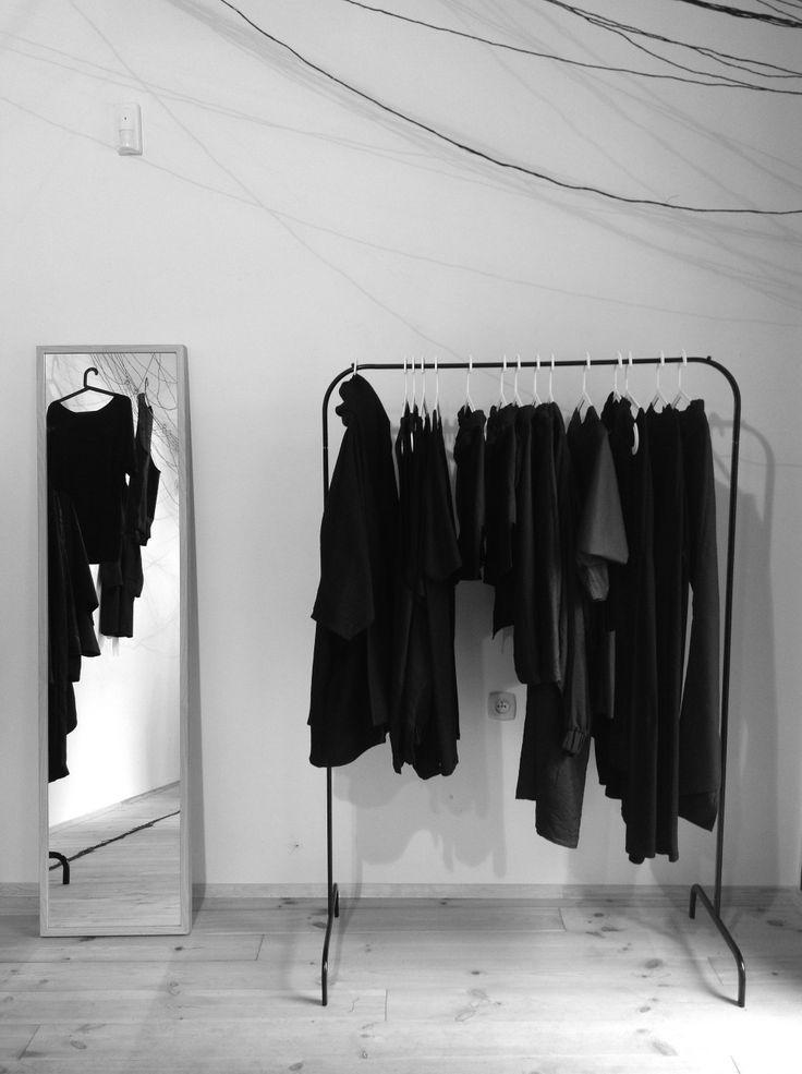 our first pop up store    klekko clothes