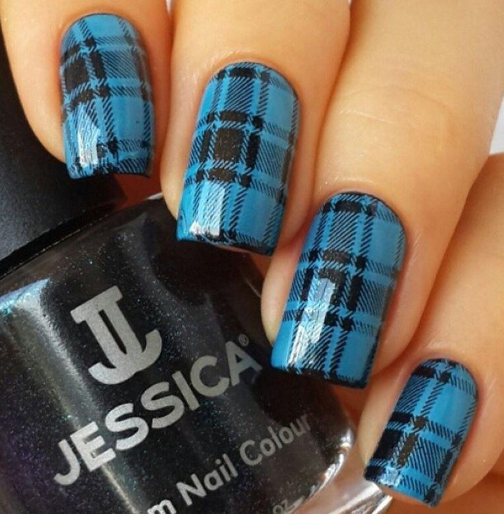 Stamping Nail Art: Lesly Plates                              …