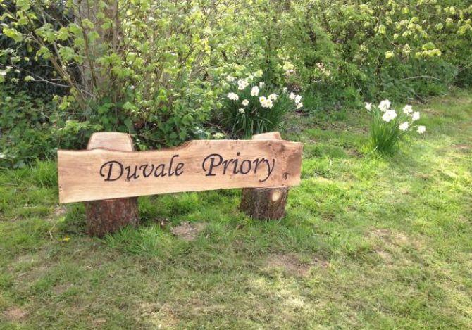 Group accomodation estate backyard wedding ideas rustic outdoors ceremony spring summer somerset uk