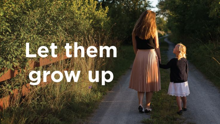 Let them grow up Just in time for Mother's Day, this song by Nichole Nordeman had millions of mothers in tears. Sheesh! As if we really needed help getting...