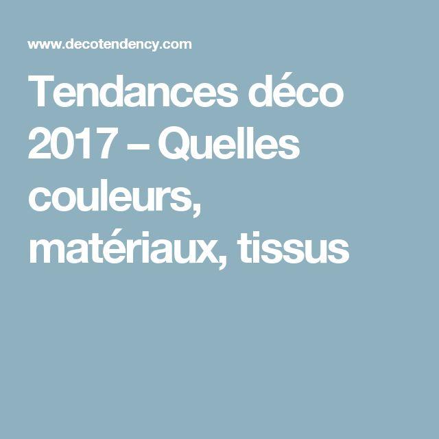 17 meilleures id es propos de tendance deco 2017 sur pinterest couleur tendance couleur. Black Bedroom Furniture Sets. Home Design Ideas