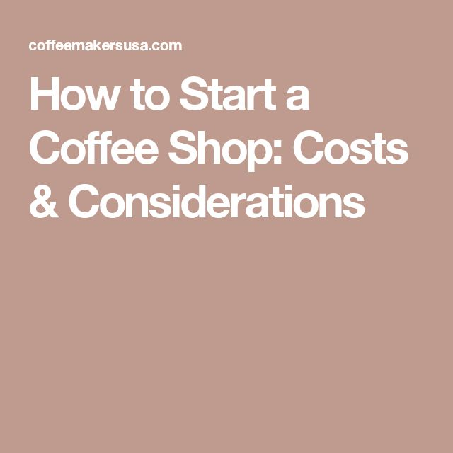 How to Start a Coffee Shop Business in India?
