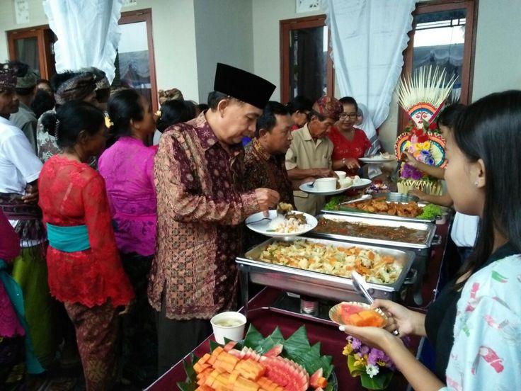 Foto katering pernikahan oleh RG Bali Catering Services