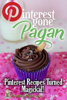 Pinterest Gone Pagan: Discover the magickal properties hidden in Pinterest recipes! PennilessPagan.com #Wiccan #Pagan #spells #recipes #magick #Pinterest #kitchen #witch