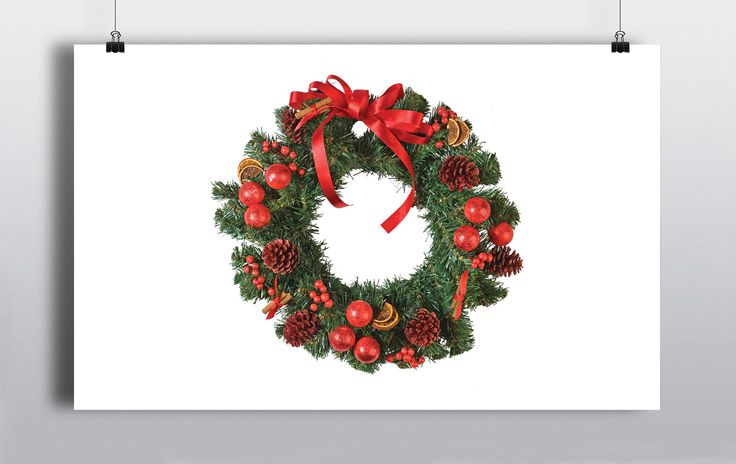 Selection of faux Christmas Wreaths http://www.prophouse.ie/portfolio/christmas-wreaths/