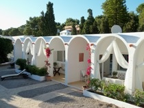 Beach Bungalows at Cala Gracioneta - Ibiza