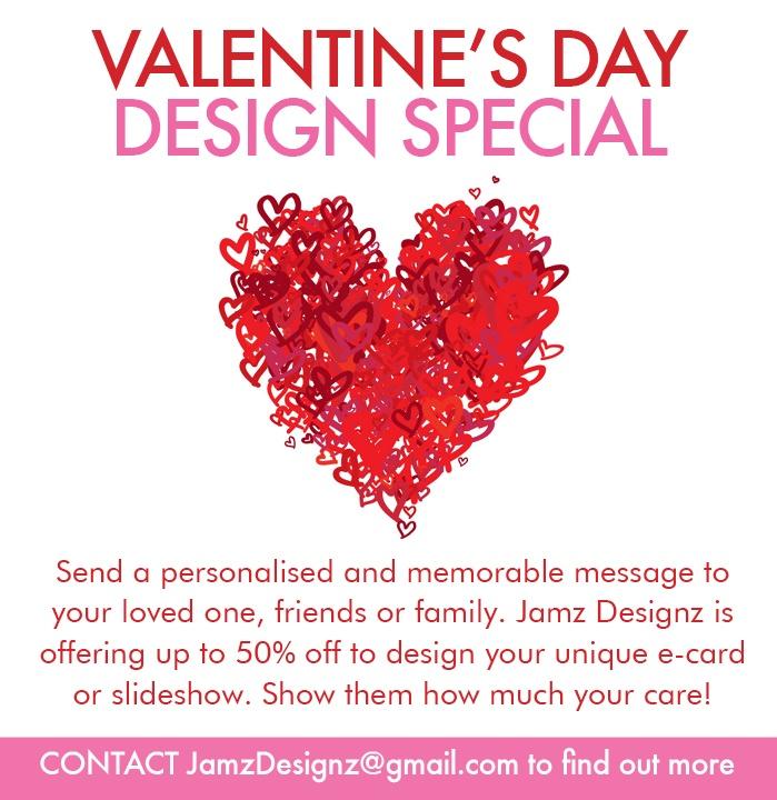 Valentine's Day PROMO!  Up to 50% designs
