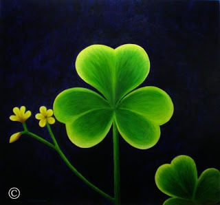 Best 25 shamrock pictures ideas on pinterest st patrick day diy shamrock painting irish dreams come true acrylic voltagebd Images