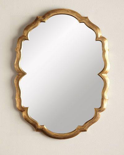 H8ATL Джейми молодой Центр латуни зубчатый зеркало
