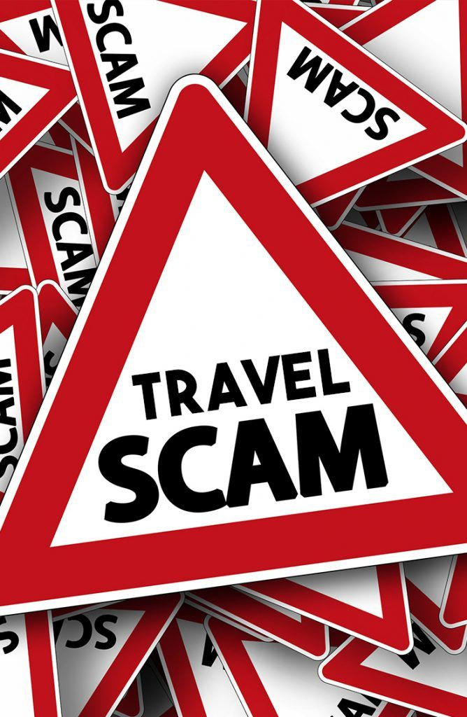 The 10 Most Common Travel Scams - Travel & Pleasure