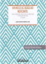 Apuntes de Derecho mercantil : Derecho mercantil, Derecho de la competencia y Propiedad industrial / Alberto Bercovitz Rodríguez-Cano. Thomson Reuters Aranzadi, 2017