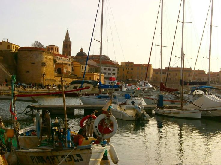 Sardegna paesaggi: Alghero