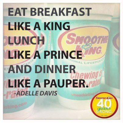 102 Best Smoothie King Images On Pinterest Exercises Healthy