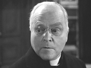 Grant Mitchell in Arsenic and Old Lace