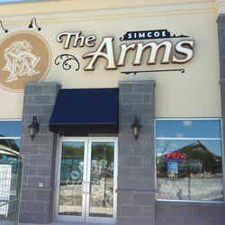 simcoe arms - Google Search