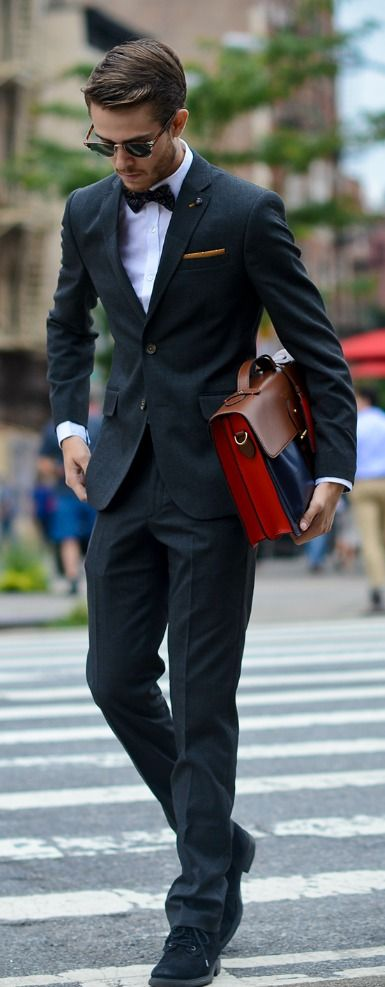 Style - men #Fashion #Style #Suit #Interesting #Adorable