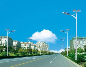 45W Solar Powered Street Lights, Super Brightness with Soncap Certificate on Made-in-China.com