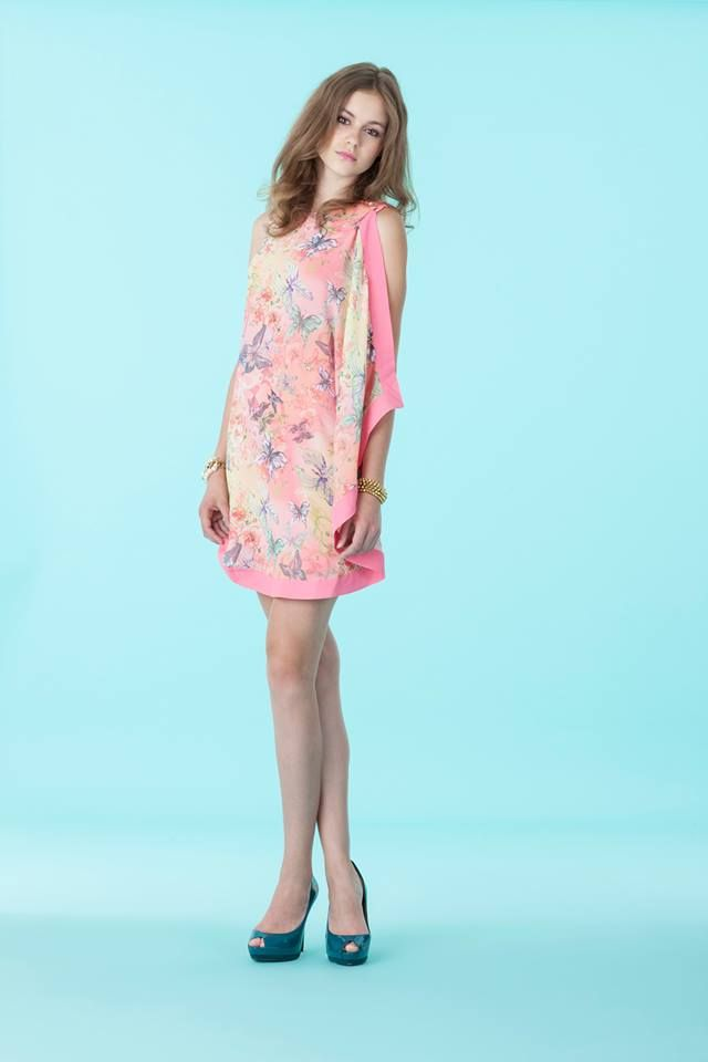 Dress collection #dress #maisonespin #ss14 #collection #lovely #advcampaign #madewithlove