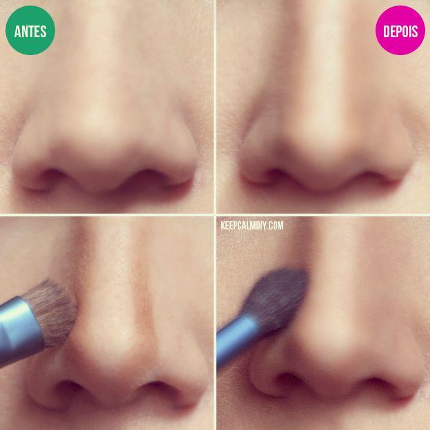 contorno nariz