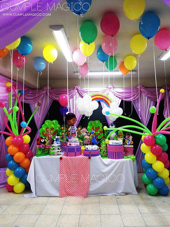 26 best images about decoraciones en globos para fiestas - Globos fiesta cumpleanos ...