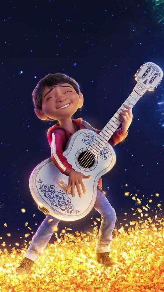 Wallpaper Coco Miguel Disney Animation Pixar Films Walt