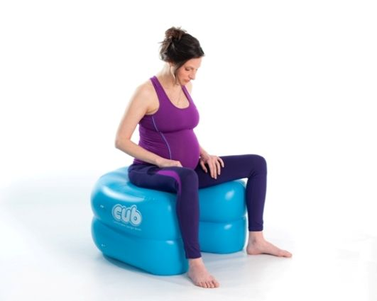 Birthing cub - less risk of tearing and makes the squatting position way more comfortable!