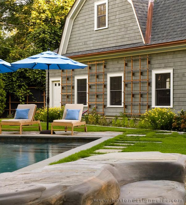 346 best Landscape images on Pinterest Boston Fence and Backyards