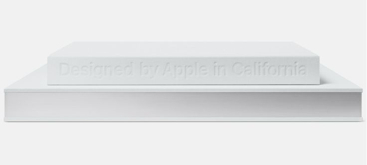"""Designed By Apple In California,"" Apple's 20 Year Design Innovation Photo Book"