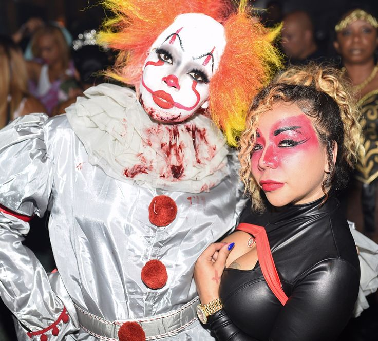 T.I. And Tameka 'Tiny' Harris Celebrate Halloween Together -- Photos Have Fans Looking For Meaning Behind Their Costumes #TI, #TamekaCottle, #Tiny celebrityinsider.org #Entertainment #celebrityinsider #celebrities #celebrity #celebritynews