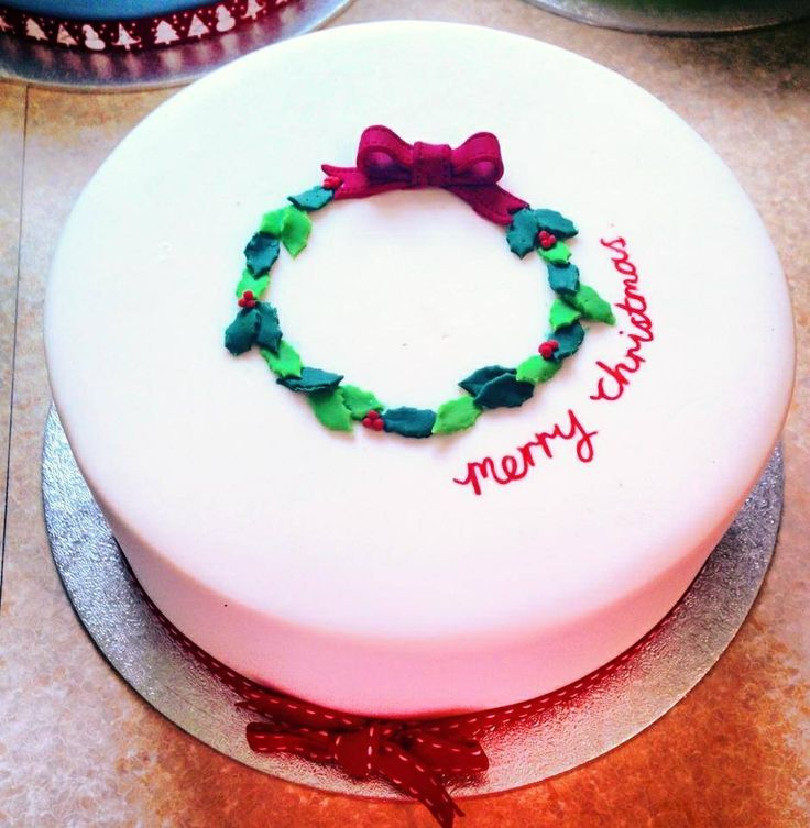 Images Of Christmas Cupcake Cakes
