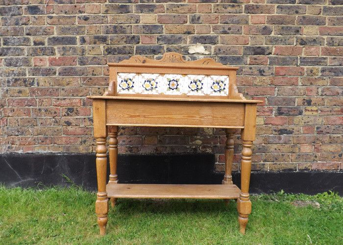 French Vintage Wash Stand From Vintage Furniture Barn