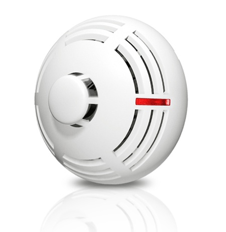 Satel.  TSD-1 Universal smoke and heat detector for alarm systems