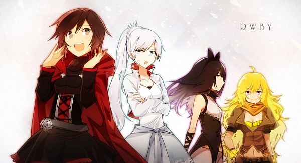 Tags: Anime, Roosterteeth, RWBY, Ruby Rose, Weiss Schnee