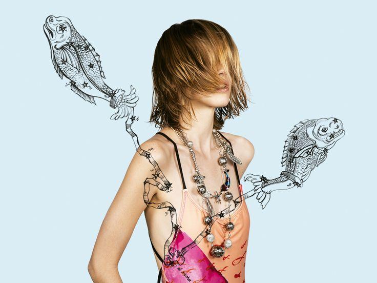 Dirección de Arte y Diseño Gráfico / Lorena Olivieri / Estilismo Campaña: Gaba Esquivel / Make up y pelo: Giovanna Caggiano / Ilustraciones Mapas: Cinthia Rched / Zapatos: Melissa.