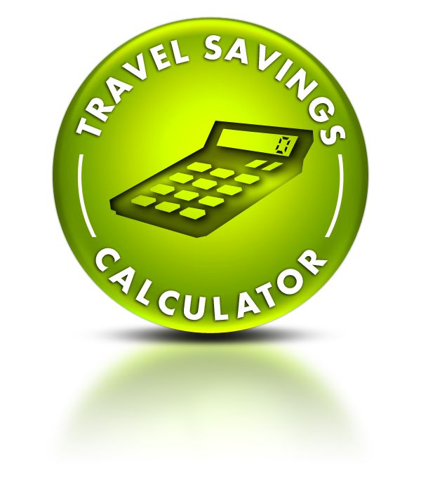 Business Travel Savings Calculator Calculate your total cost of ownership reduction (TCO)