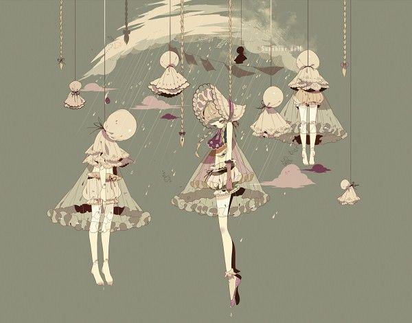 Tags: Anime, Original, Pixiv, Shikimi