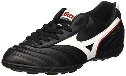 Mizuno Mrl Club Astro, Scarpe da Calcetto Uomo, Black (Black/White/Red), 45