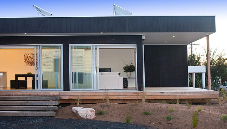 In The Past Five Years The Australian Prefab Homes Industry Has Grown By Almost 10 Per Cent As