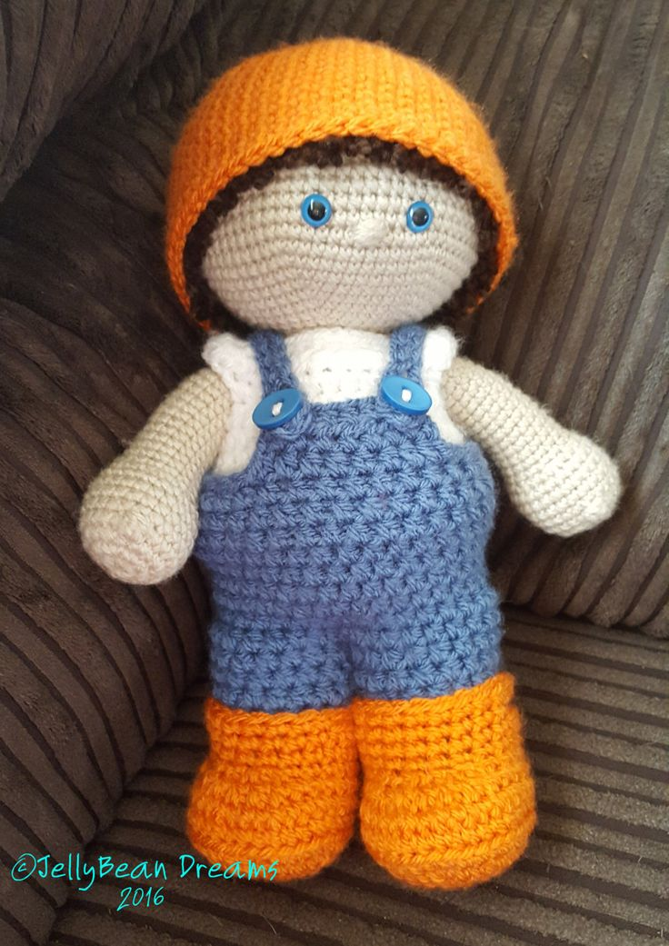 1000 Images About Crochet Big Head Dolls And Clothes On