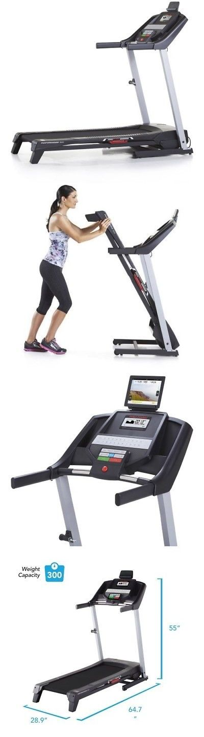 Treadmills 15280: Proform Performance 300I Treadmill With Heart Rate Monitor -> BUY IT NOW ONLY: $694.3 on eBay!