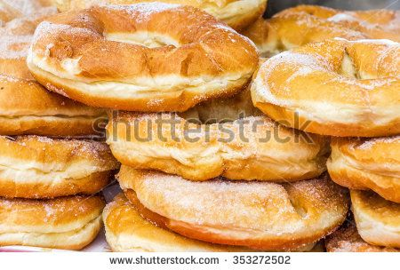 Fried Donuts Stock Photos, Images, & Pictures   Shutterstock