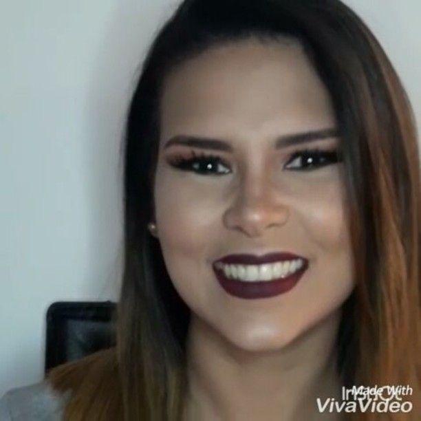 Holaaa�� aquí les dejo este maquillaje un poco romántico que amee!!�� espero les guste este #makeuptoturial inspirado en un video que monto hace poco una de mis modelos a seguir  en el mundo del makeup @carlabeauty gracias por siempre servirme de inspiración!! ����✌. . Luego les muestro el before and After de la hermosísima @dj_ledezma❤. . #makeup #instamakeup #cosmetic #cosmetics #TFLers #fashion #eyeshadow #lipstick #maracay #mascara #palettes #eyeliner #maquillajemaracay #lips #tar…