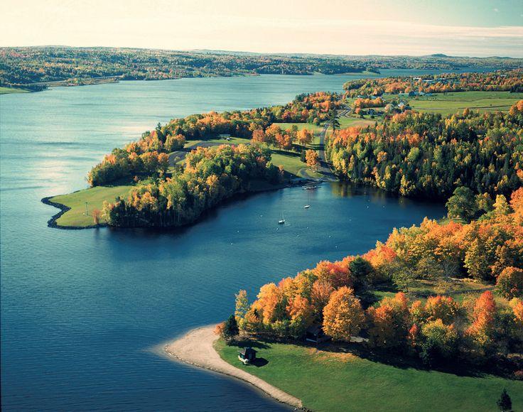 https://flic.kr/p/8B4DsJ | Mactaquac, New Brunswick, Canada / Mactaquac, Nouveau-Brunswick, Canada Photo by New Brunswick Tourism
