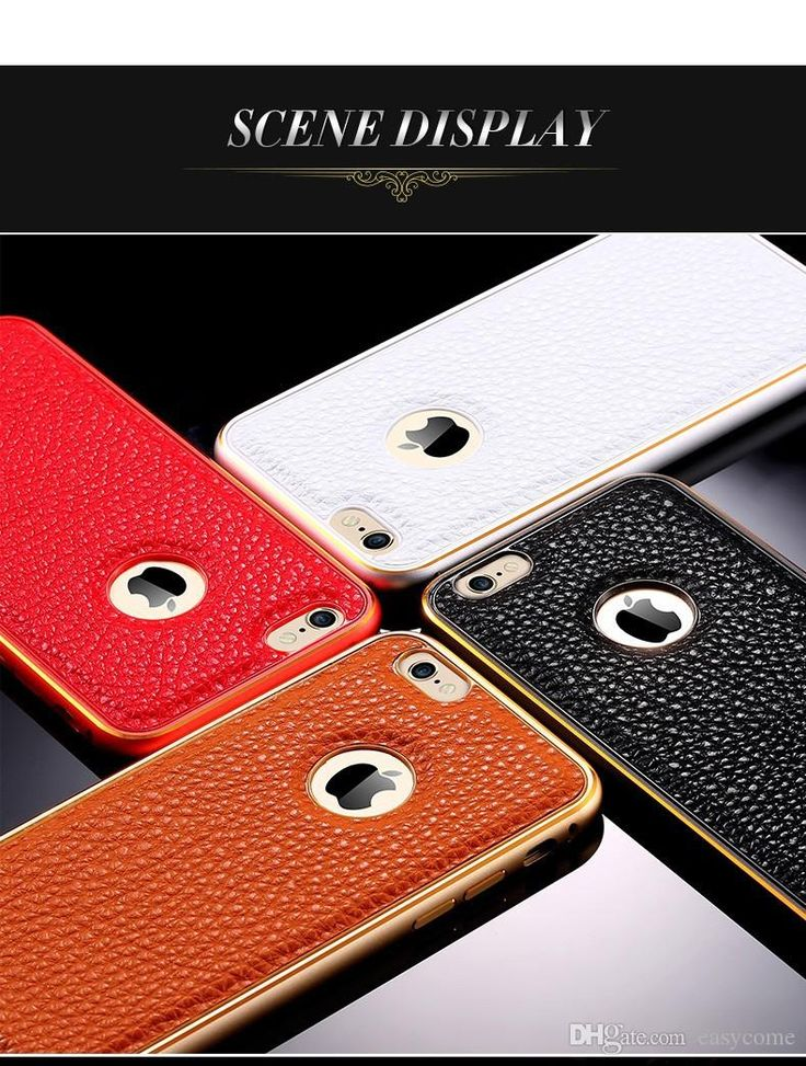 Create A Cell Phone Case Luxury Metal Bumper Frame Litchi Leather Hard Back Case Cover For Iphone 5s 6 6plus Galaxy S5 S6 Edge Note4 Protective Case Top Rated Cell Phones From Easycome, $4.34  Dhgate.Com