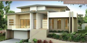 House Plan - David Reid Homes - Cherrybrook 4 bedrooms, 3 bath, 588m2 #building #architecture #davidreidhomesaus
